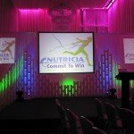 Audio Visual services for conference